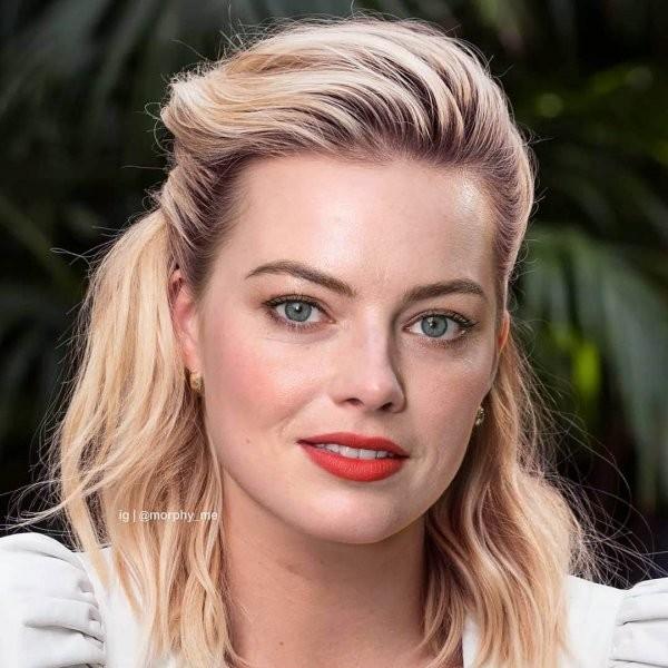 Эксперимент блогера Бенджи: что будет, если объединить два портрета знаменитостей (15 фото)
