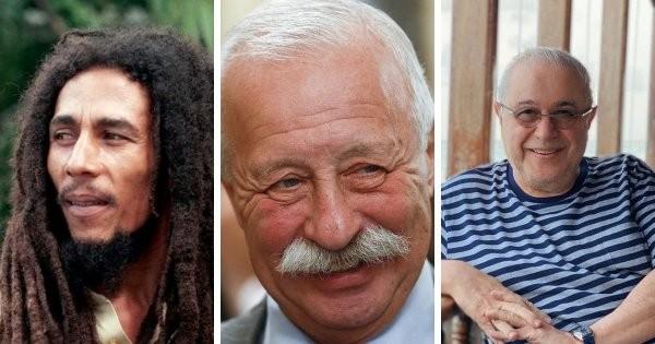 Известные люди, которые неожиданно оказались ровесниками (16 фото)
