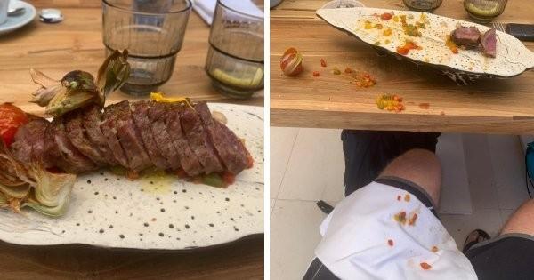 Рестораны, которые перемудрили с подачей блюд (15 фото)