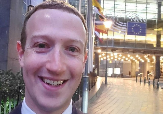 """Марк Цукерберг и Facebook создают """"метавселенную"""" с возможностью """"телепортироваться"""" по всему миру (2 фото)"""
