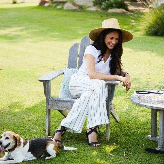Меган Маркл - актриса, которая разрушила устои королевской семьи (15 фото)