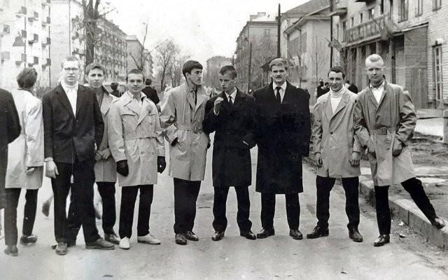 Подборка черно-белых фотографий прошлого (15 фото)