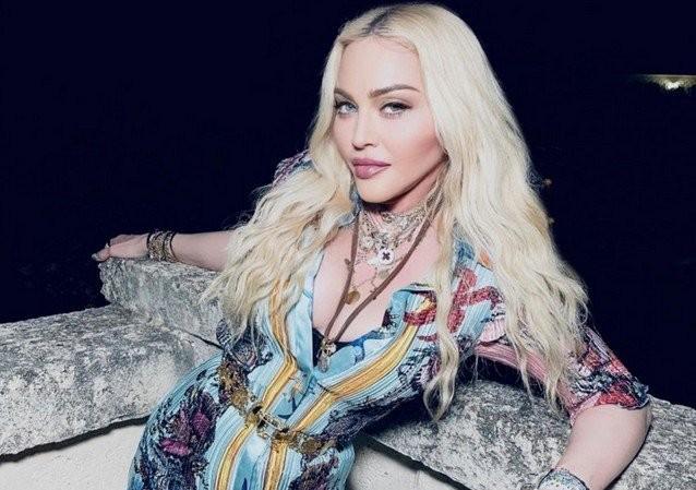 Мадонна отметила день рождения с близкими и новым бойфрендом (15 фото)