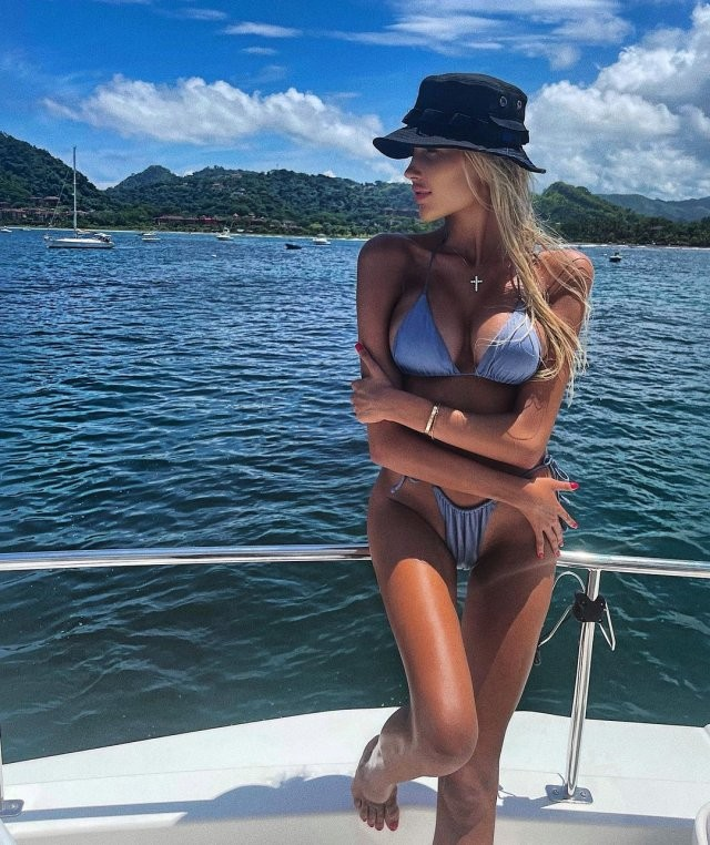 Новая девушка Тимати - блогер Саша Дони (sashadony) (17 фото)