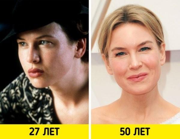 Знаменитости, над которыми не властен возраст (16 фото)