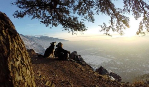 Самые лучшие фотографии, сделанные при помощи GoPro (8 фото)