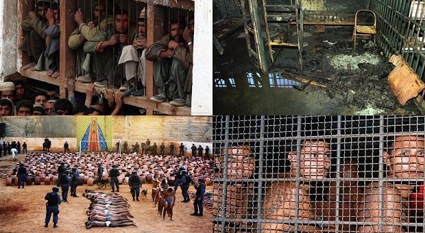 10 ужасных тюрем в мире (11 фото)