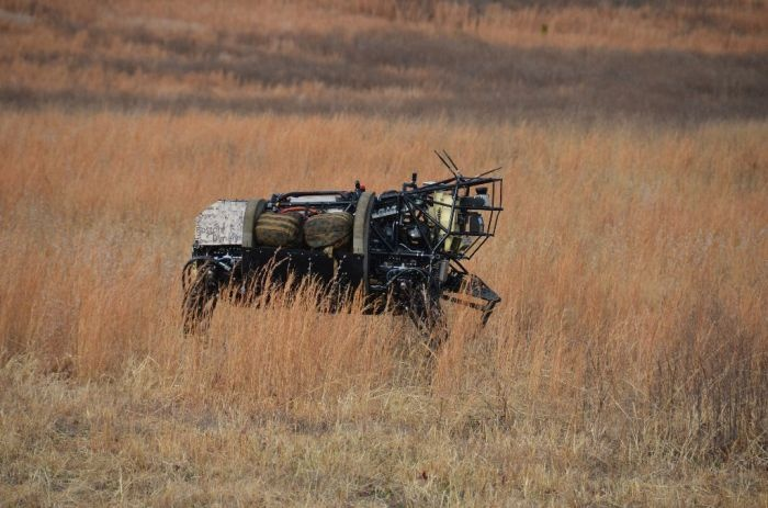 LS3: американские военные показали робота-помощника (26 фото)