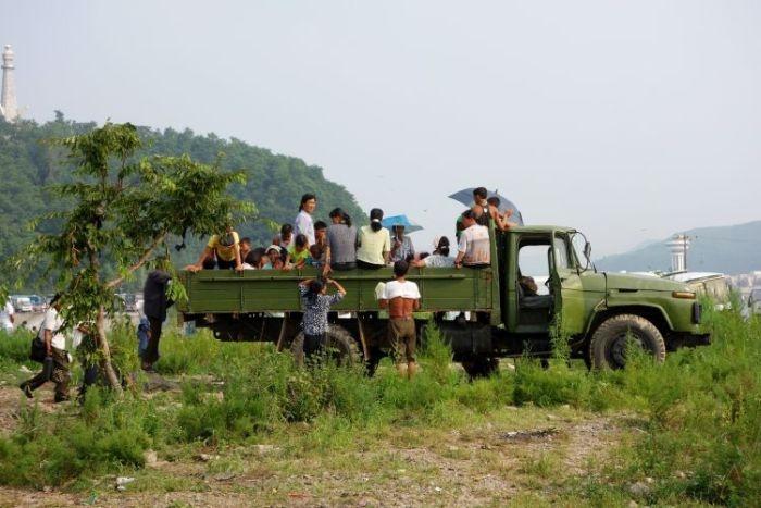 Пляжи закрытой Северной Кореи (19 фото)