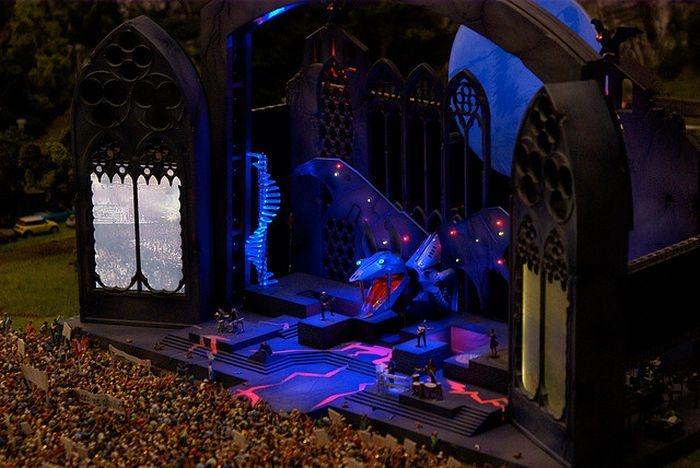 Германия: волшебный парк миниатюр в Гамбурге (24 фото)