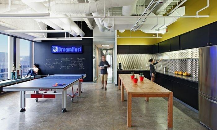 Креативные офисы мира, в которых мечтает работать каждый (39 фото)