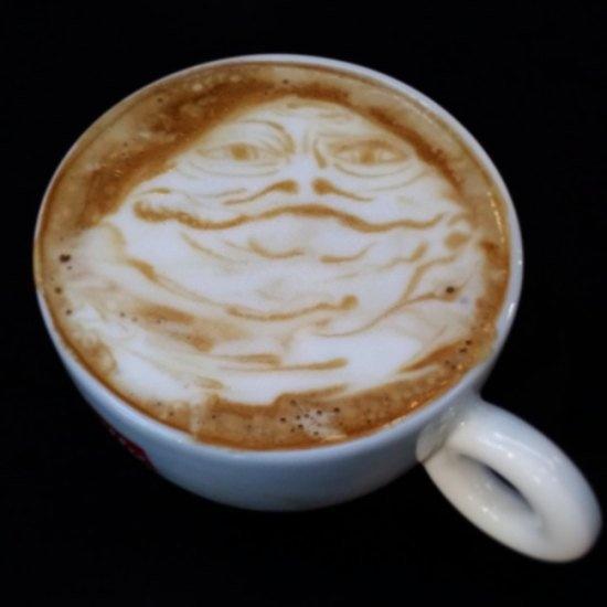 Кофе как произведение искусства (фото)
