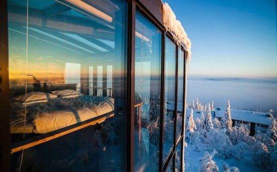 Хочу такой вид из окна! (19 фото)