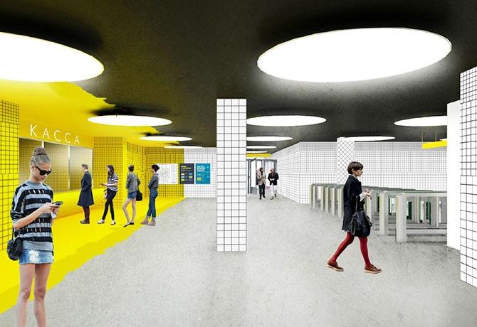 Будущее московского метро (42 фото)