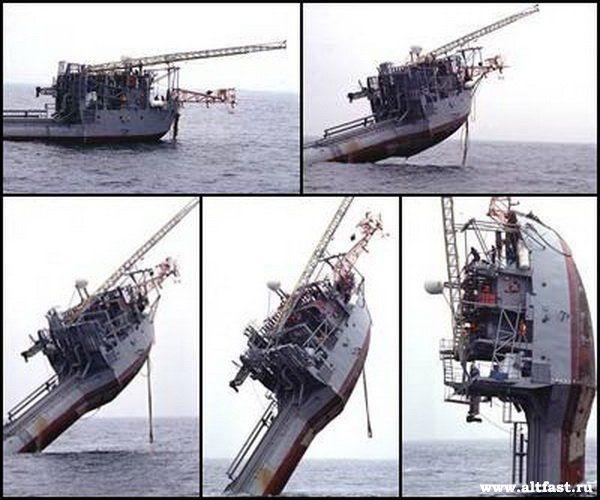 10 самых необычных кораблей (20 фото)