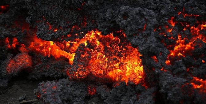 Проснувшийся вулкан Bardarbunga (15 фото)