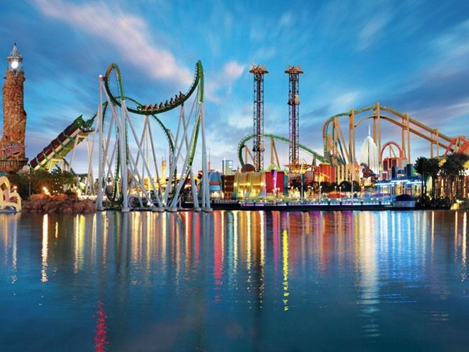 5 самых дорогих парков развлечений в мире (6 фото)