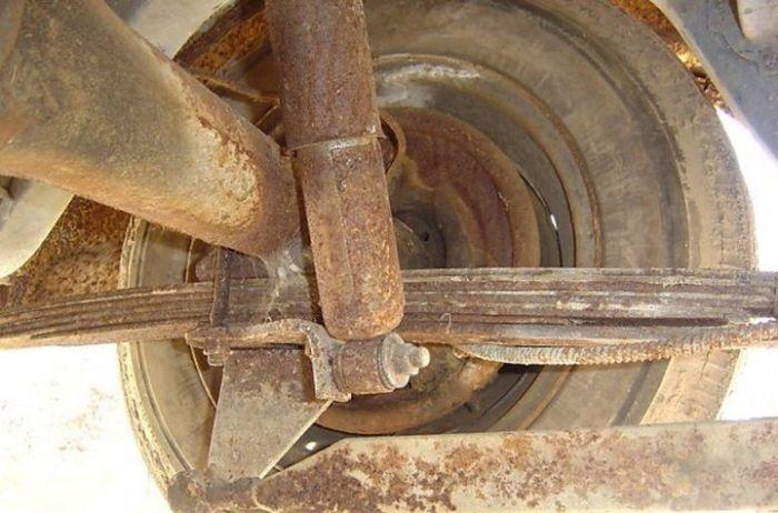 Груда металлолома, проданная за четверть миллиона долларов (20 фото)