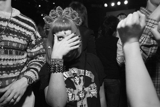 Клубная атмосфера на снимках Александра Лепешкина (14 фото)