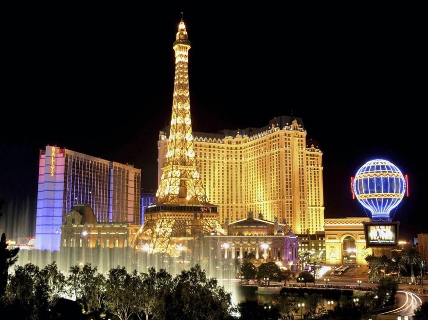 10 интересных фактов о Лас-Вегасе (11 фото)