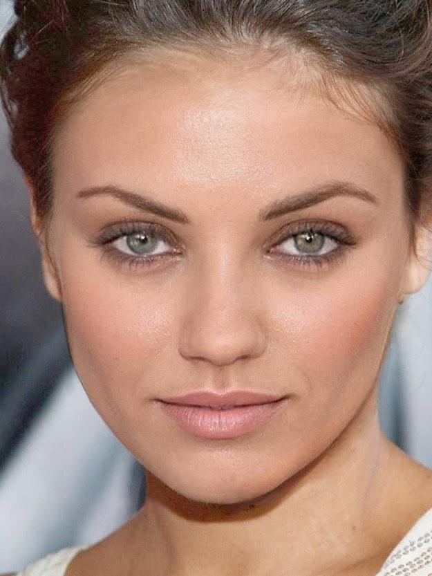Самая красивая женщина. Какая она? (8 фото)