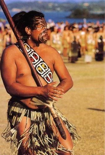 Кто такие маори? (8 фото)