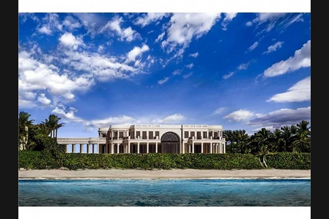 Самый дорогой дом в истории (11 фото)