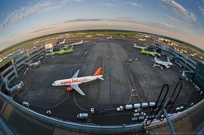 Как работают авиадиспетчеры (27 фото)