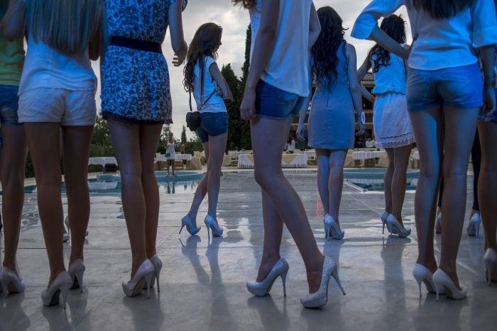 "Крым: Конкурс красоты ""Мисс Крым 2014"" (27 фото)"