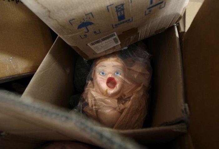 Как производят в Китае секс-игрушки (17 фото)