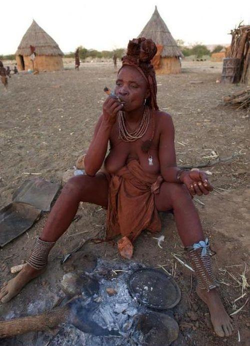 Самые необычные сексуальные обычаи Африки (6 фото)