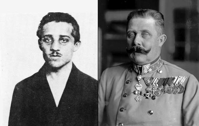 Самые невероятные совпадения в мировой истории (9 фото)