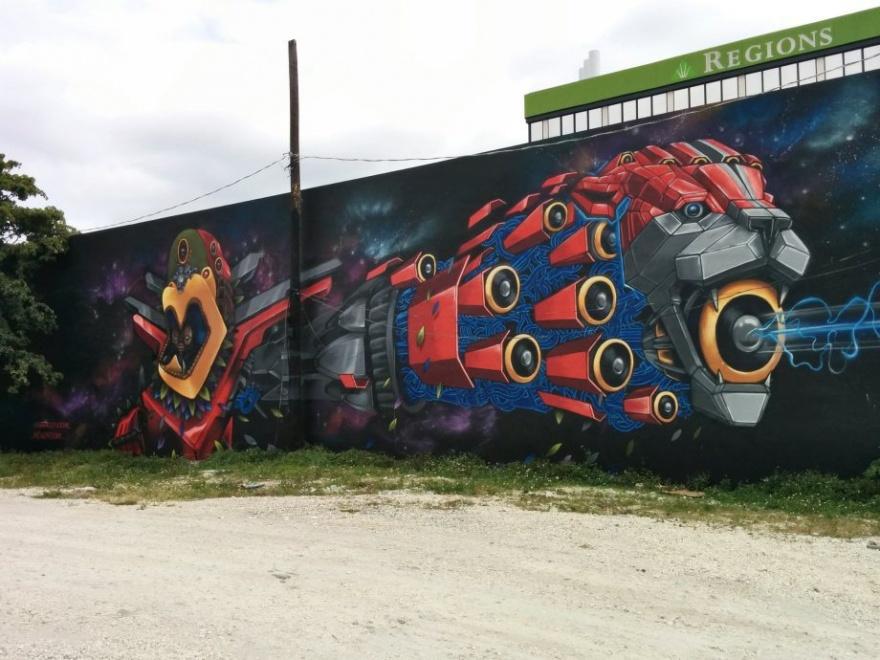 Стрит-арт украшает улицы? (30 фото)