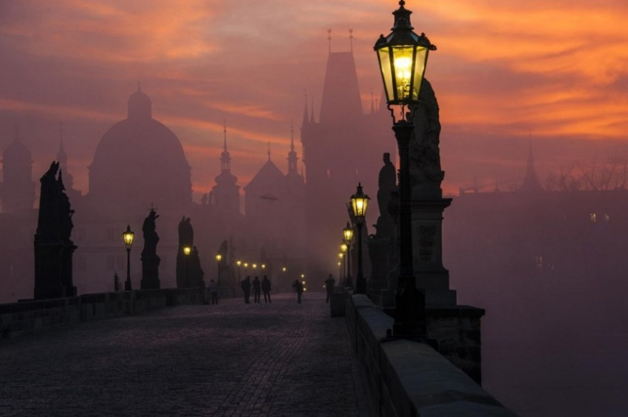Топ красивых мостов со всего мира (27 фото)