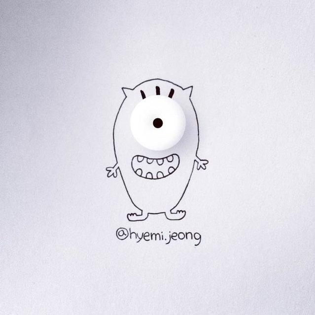Милые вещи от Hyemi Jeong (17 фото)