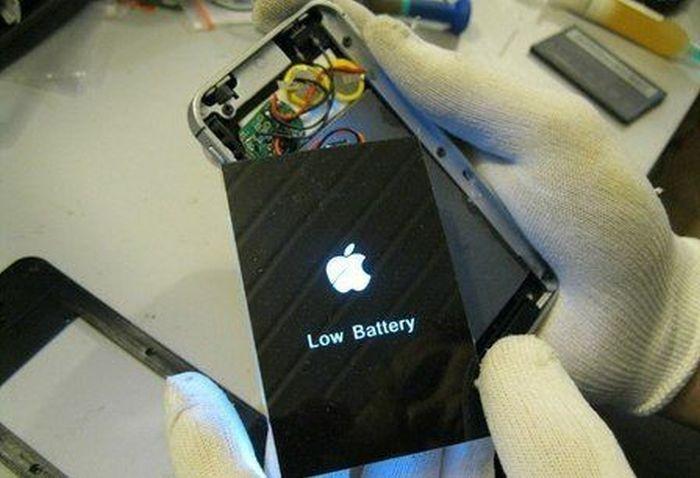 Покупателей iPhone снова разводят аферисты (9 фото)