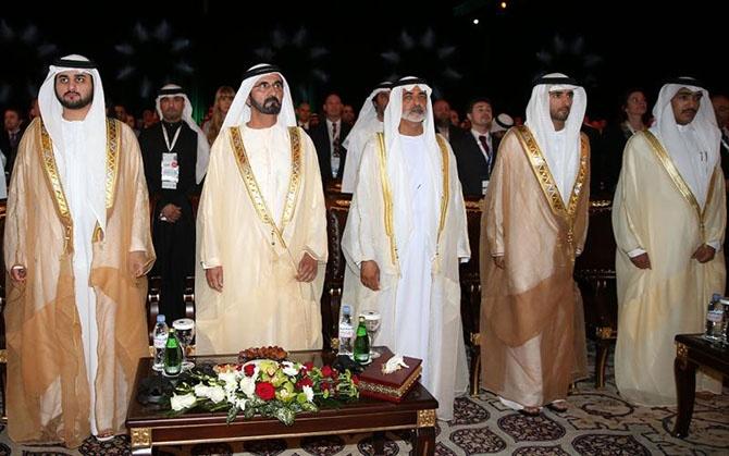 7 самых богатых шейхов в мире (8 фото)