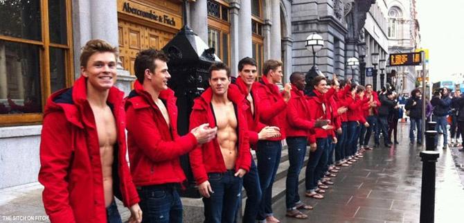 10 городов с самыми сексуальными мужчинами в мире (11 фото)