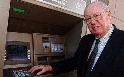 Как появились банкоматы? (7 фото)