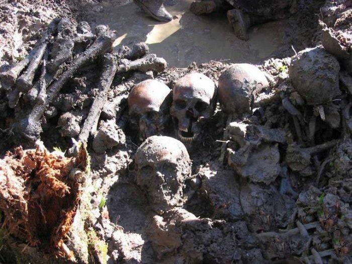 Россия: пугающие места, где происходят необъяснимые вещи (6 фото)