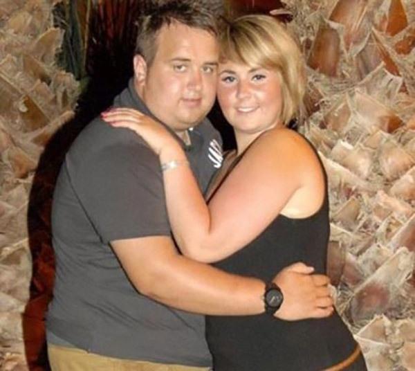 Жених и невеста решили похудеть к свадьбе (7 фото)