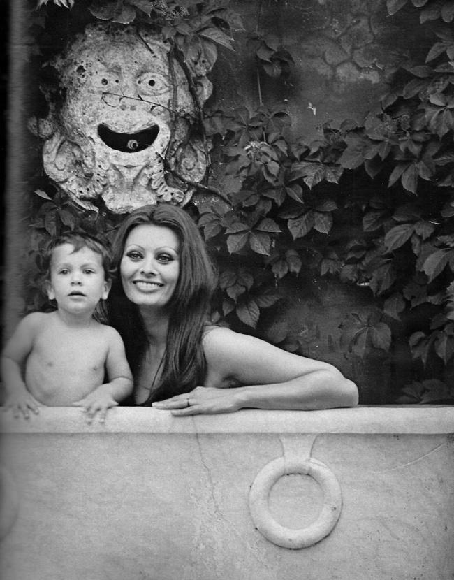 Пост обожания Софи Лорен (19 фото)