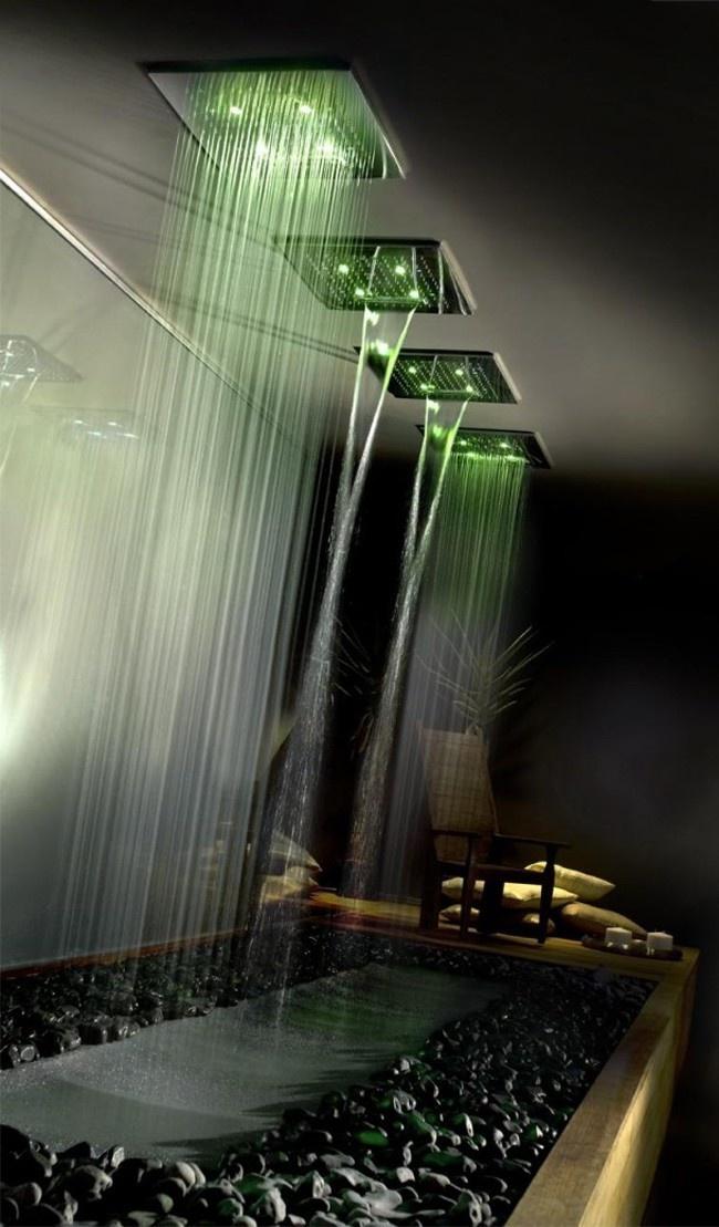 Уникальные душевые комнаты со всего света (29 фото)