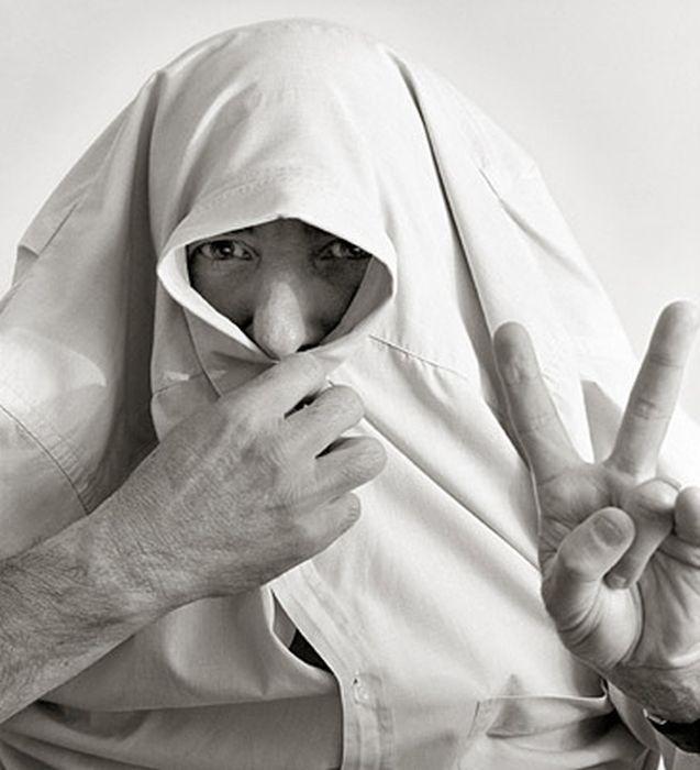 Черно-белые портреты знаменитостей (35 фото)
