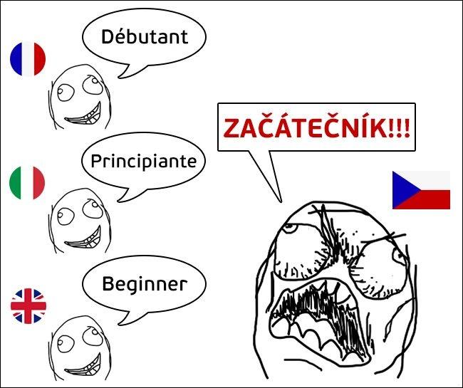 Забавные особенности перевода на суровый чешский язык (10 картинок)