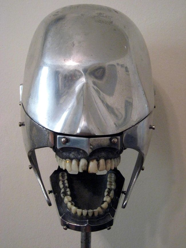 Стоматологические инструменты из прошлого (15 фото)