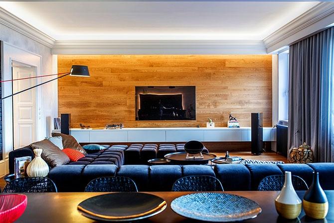 Холостяцкие апартаменты для отдыха и веселья (31 фото)