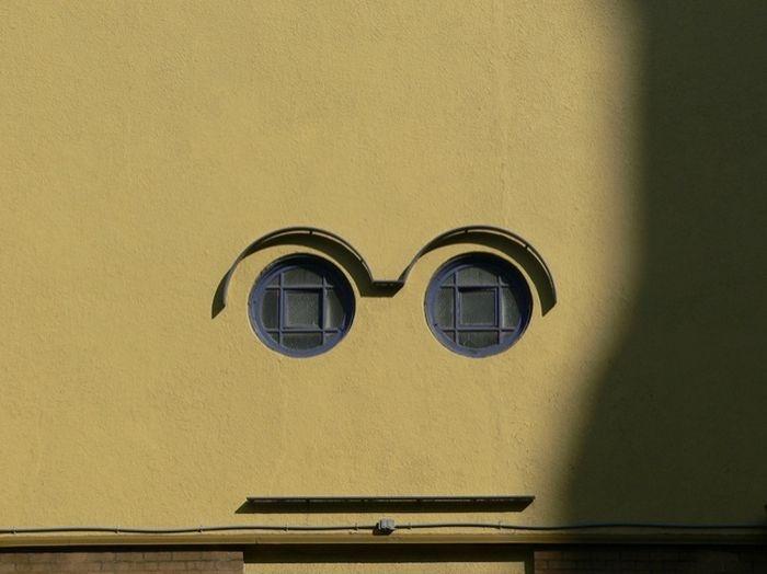 Вещи, которые наблюдают за нами (16 фото)