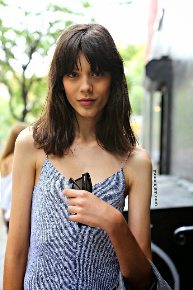 Модели без фотошопа на неделе моды в Нью-Йорке (30 фото)
