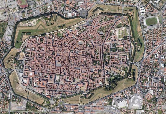 Города-крепости, которые стоило бы посетить (19 фото)